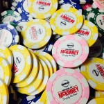 Auto Industry Custom Poker Chips