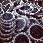 Business Promotion Custom Poker Chips