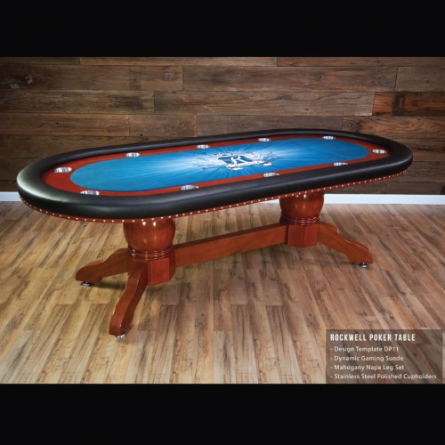 THE ROCKWELL CLASSIC WITH MAHOGANY RACETRACK