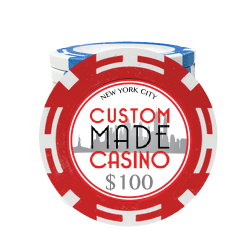 Casino Edition Clay Custom Poker Chips - 14G Design