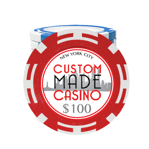 custom casino poker chips