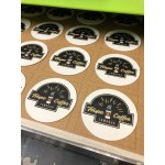 Custom Pulpboard Coasters - Design