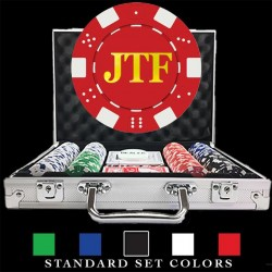 Design Your Custom Poker Chips Set