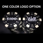 300 Logo Poker Chip Set
