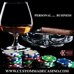Custom Poker Chips - Personal or Business