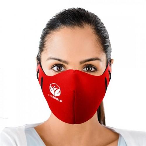 Custom Logo Face Masks - Printed In USA
