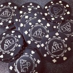 Suited Hot Stamp Poker Chips - Design