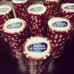Spa Promotion Custom Poker Chips