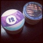 Ceramic Poker Chip Golf Ball Markers