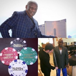 Mayweather, Poker Chips and Business