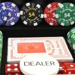 750 Custom Poker Chip Set
