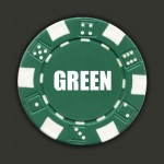 Hot Stamp Poker Chips - Design