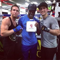 Mayweather Boxing Club