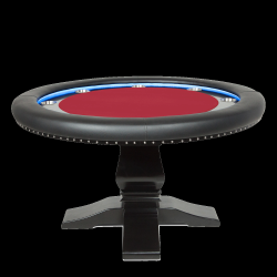 The Roundtable Illuminating Poker Table