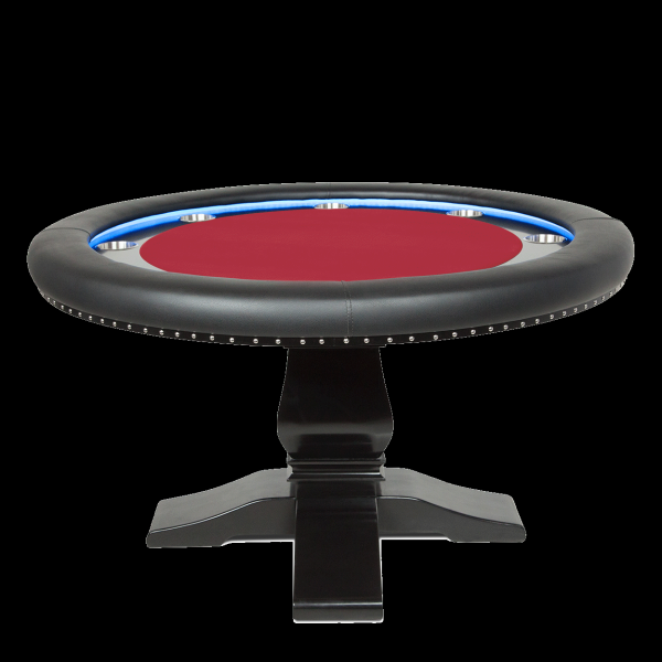 New The Roundtable Illuminating Poker Table