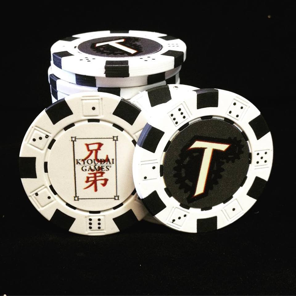 Personalized Poker Chips Add Special Touch to Fundraising Events