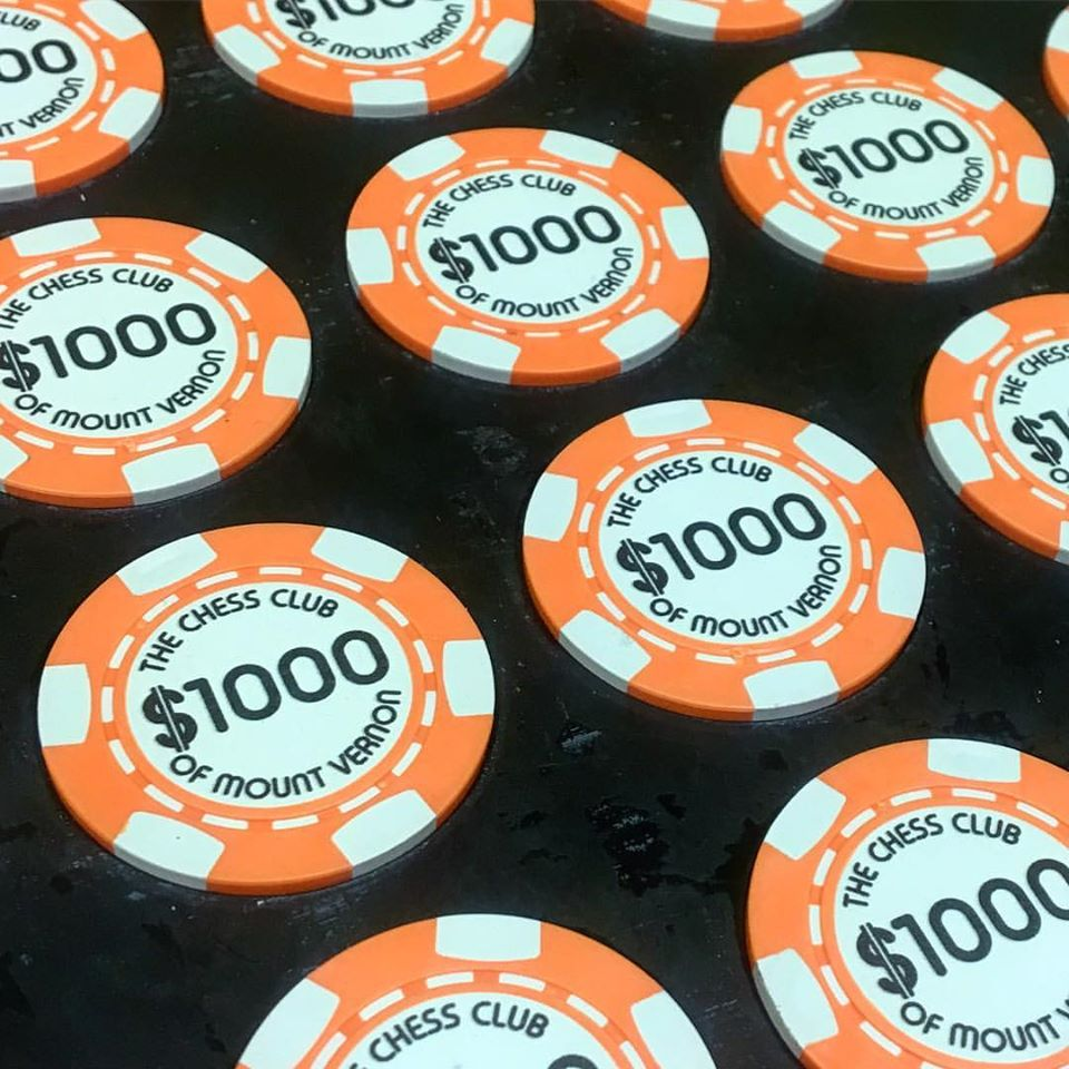 Create Your Own Casino Night With Custom Poker Chips